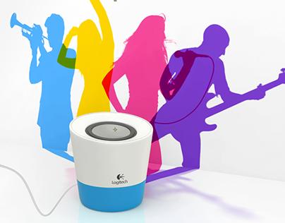 Logitech / Z50 Speakers