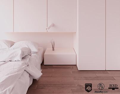 CGI l Bedroom