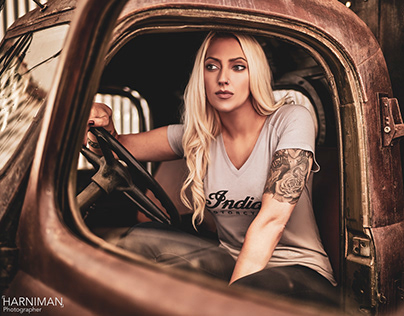 Indian Motorcycles Apparel shoot