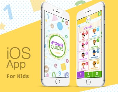 4th Grade Quizzes - IOS App