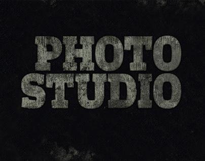 Photo Studio photobook design