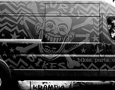 Surly Bikes Demo Van