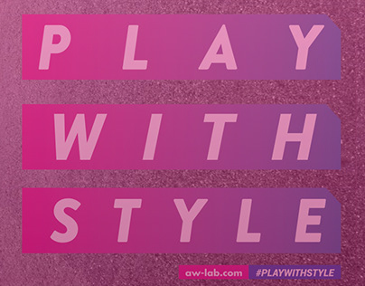 Aw Lab - Play With Style
