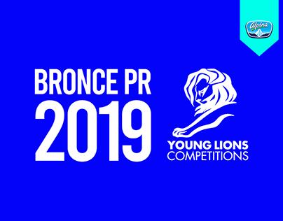 Young Lions PR 2019 | Alpina