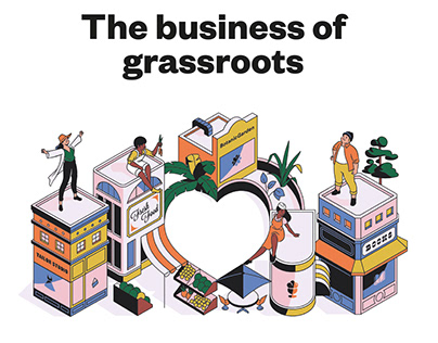 The Grassroots Economy – Courier, 2020