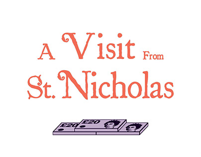A Visit From St. Nicholas: Revised and Shortened