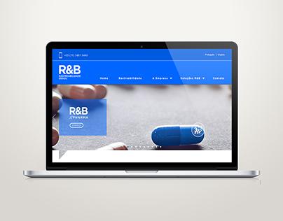 Website R&B Foods