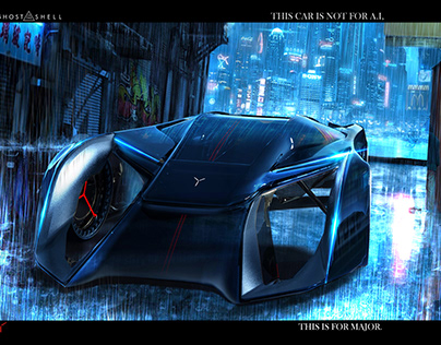 GHOST IN THE SHELL TRINITY CONCEPT