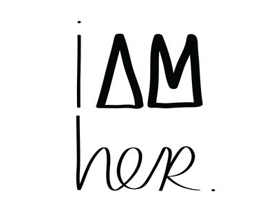 Logo Design: I am Her