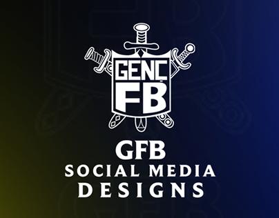 GFB Social Media Designs