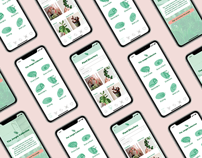 The Jungle Collective App