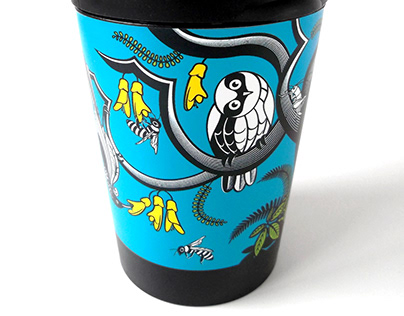 Fidelity Life Insurance Coffee Cup Competition