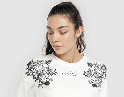 El corteingles (easy wear)_Floral print design