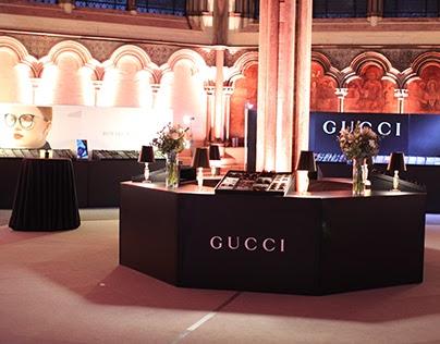 Gucci Eyewear Launch - Westminster Abbey