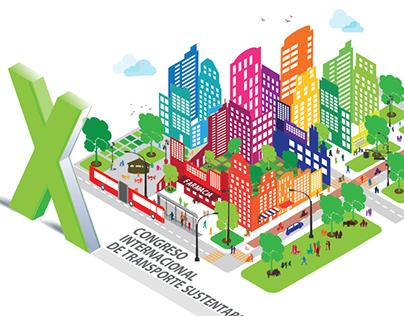 X Cits/Congreso Internacional de Transporte Sustentable