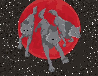 Moonlight Howl & Run