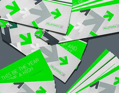 Pelotonia — 2013 Launch Materials