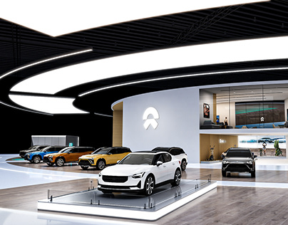 Auto China Shanghai 2021—NIO