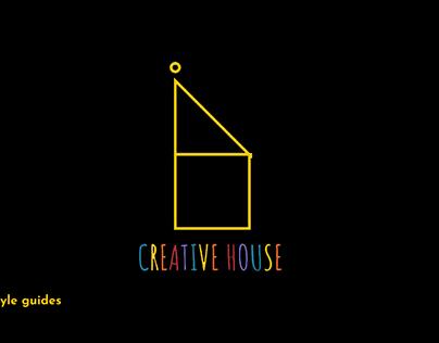 Creative studio brand identity