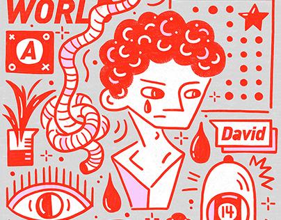 大卫的眼泪 / David's Tears