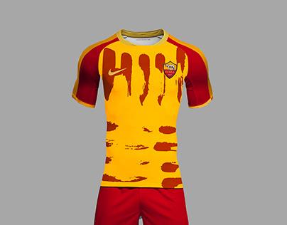 "AS Roma Away Third Kit ""Gladiators"""