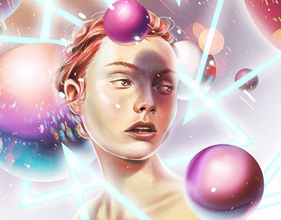 Light EX (portraits series)