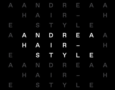 ANDREA HAIRSTYLE