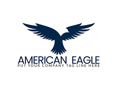 Eagle Logo | American Eagle | USA Eagle | Logo Design