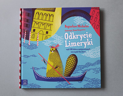 Odkrycie Limeryki. Book illustrations.