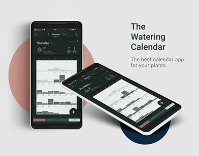 The Watering Calendar