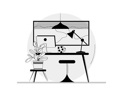 Office | Illustrations