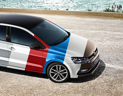 VW Polo Color-Packages