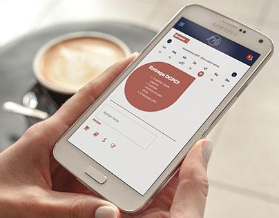 Mi plan FADU - App | Diseño y Maquetación