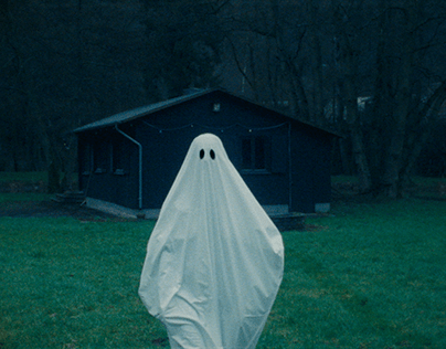 A Ghost Story on 16mm
