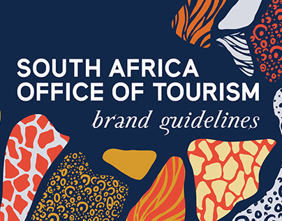 South Africa Office of Tourism // Brand Guidelines