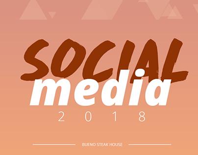 Social Media - Bueno Steak House