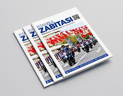 Istanbul City Police Magazine