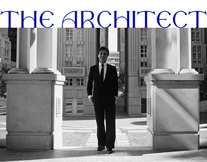 Ricardo Bofill   Architect's website concept