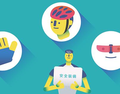 出發吧!台灣單車環島之旅|Cycling Trip Around Taiwan