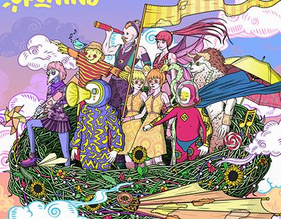 eZo Festival 2019 Poster