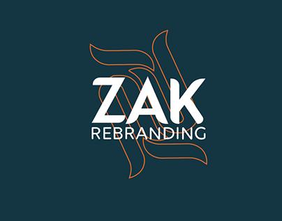ZAK arch studio | branding