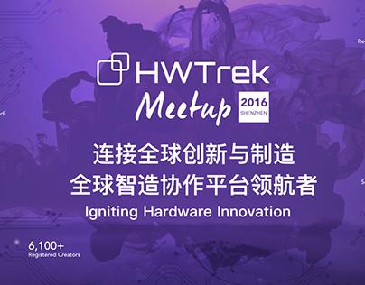 HWTrek 2016 Event Exhibition Deco Design