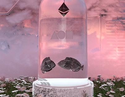 cryptoart allegory