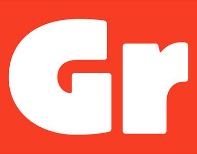 GRAÚNA / Typeface