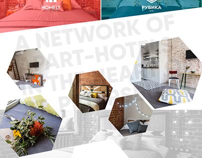 Apart Hotel in St. Petersburg