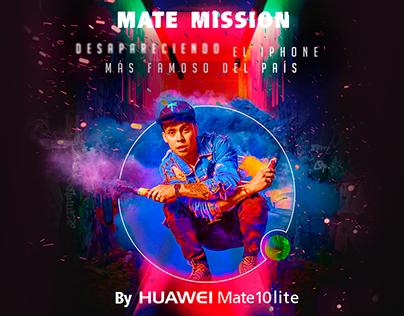 Mate Mission Desapareciendo el Iphone de Mario Ruiz