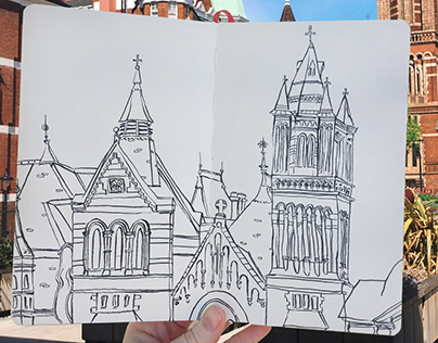 Euro-Sketchbook pt. 2