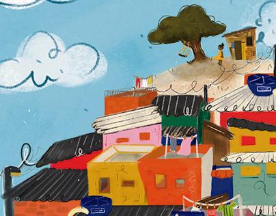 Ilustrações | Morro dos Ventos