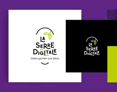 La Serre Digitale - Identité visuelle