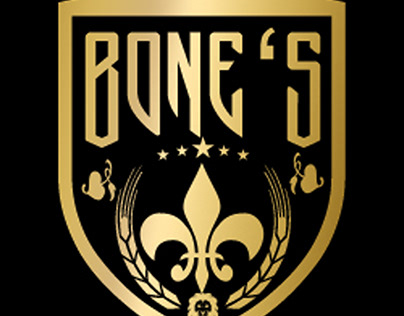 Logotipo Bone's